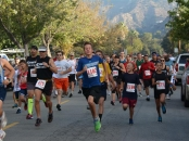 2014 Running the Foothills 5K