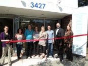 Boulevard 34 Ribbon Cutting