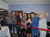 Caspian Services and Ohanian & Associates, Inc. Ribbon Cutting