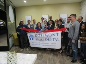 Rosemont Smile Dental Ribbon Cutting