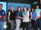 Spiral Path Yoga Center Ribbon Cutting