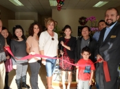 Uptown Spa Ribbon Cutting