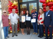 Wells Fargo Ribbon Cutting