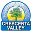 Crescenta Valley Chamber of Commerce Retina Logo