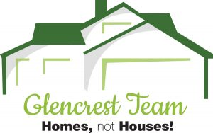 Glencrest Logo green
