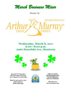 Arthur Murray 2 2017 Mixer