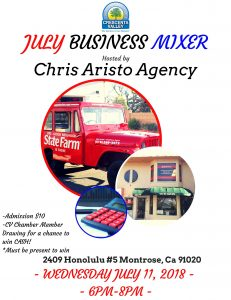 July Business Mixer