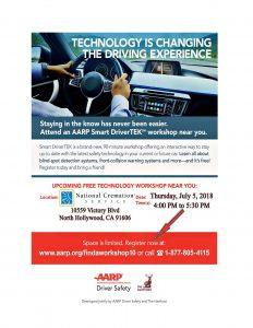 Smart DriverTEK flyer July 5