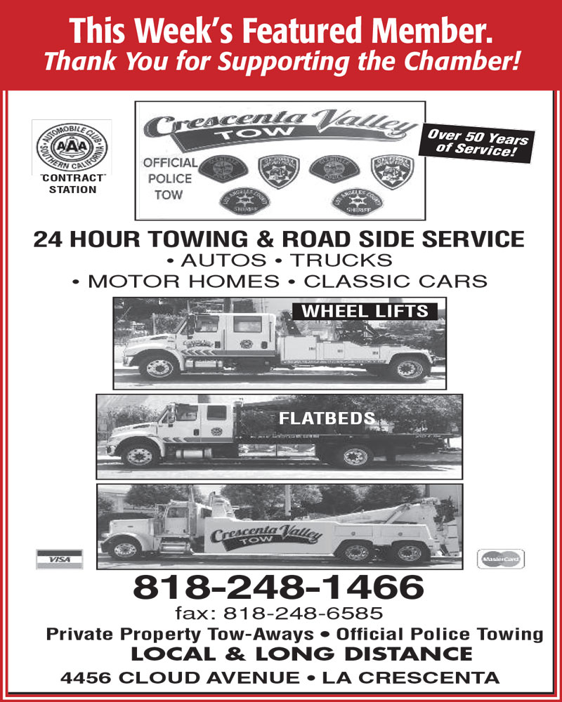 Crescenta Valley Tow